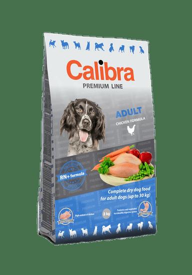 Calibra Premium Line Adult hrana za odrasle pse, 3 kg