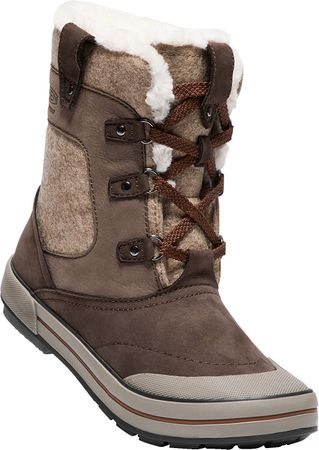KEEN Elsa Premium Mid Wp W espresso/montana grape US 8,5 (39 EU)