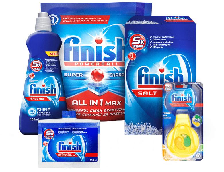 Finish Starter pack