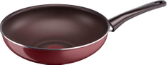 TEFAL Wok serpenyő 28 cm Pleasure D5021953