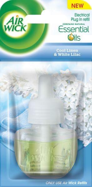 Air wick Electric náplň Vůně svěžího prádla 19 ml