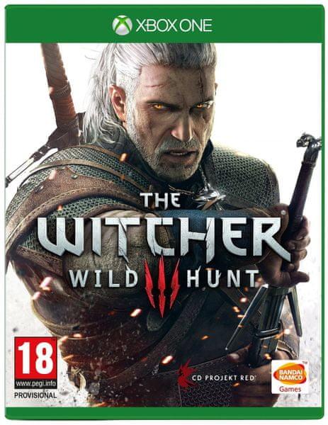 CD PROJEKT Zaklínač 3: Divoký hon Edice Hra roku / Xbox One