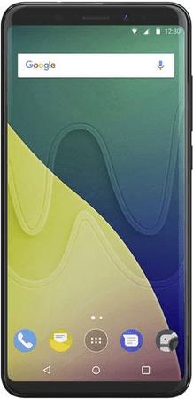 Wiko GSM telefon View XL LTE, črn