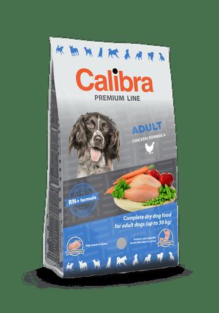 Calibra hrana za pse Premium Line Adult, 12 kg