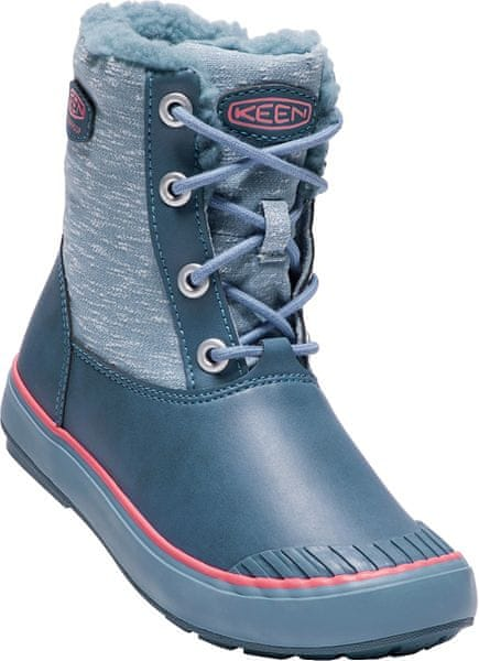 KEEN Elsa Boot Wp Jr captains blue/sugar coral US 6 (38 EU)