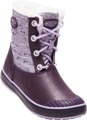KEEN buty zimowe Elsa Boot Wp Jr