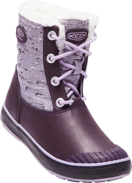 KEEN Elsa Boot Wp Jr plum/lilac pastel US 7 (39 EU)