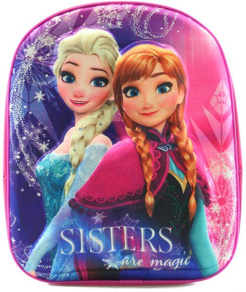 Lamps Batoh Frozen Anna a Elsa 3D
