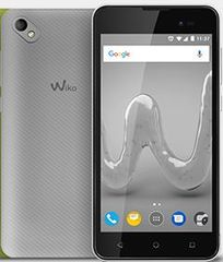 Wiko GSM telefon Sunny 2 Plus, srebrn