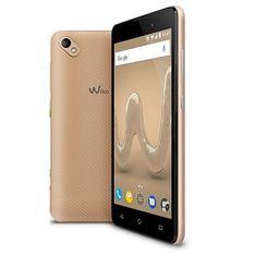 Wiko GSM telefon Sunny 2 Plus, zlat