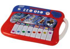 Simba Hudební klávesy