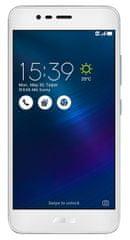 Asus GSM telefon Zenfone 3 Max (ZC520TL), 3GB, srebrn