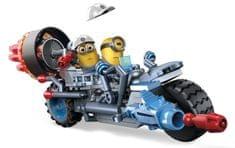 MEGA BLOKS Mimoňové rychlé vozidlo Chaotická motorka