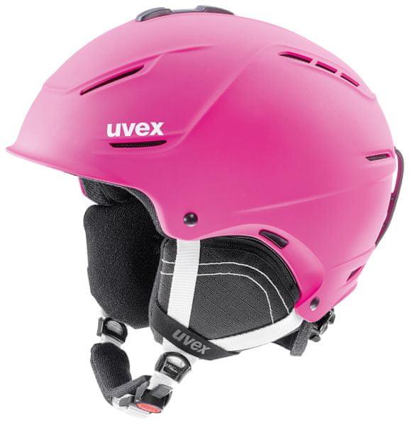 Uvex P1US 2.0 Pink Mat (52-55)
