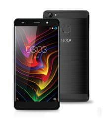 NOA GSM telefon Element H2, temno siv + NOA Premium Care garancija