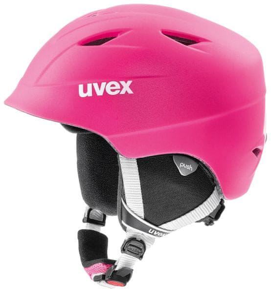 Uvex Airwing 2 Pro Pink Mat (48-52)