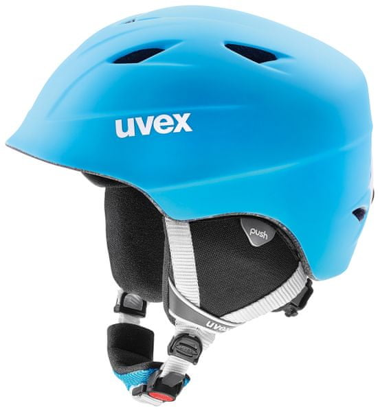 Uvex Airwing 2 Pro Lite Blue/White Mat (52-54