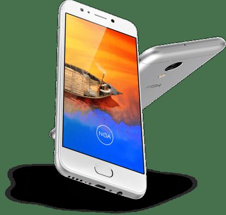 NOA GSM telefon Element N2, srebrn + NOA Premium Care garancija