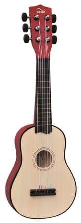 Alltoys Gitara prírodná