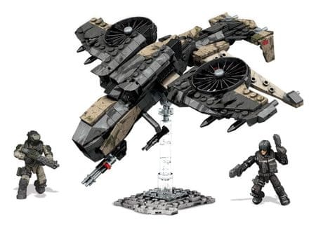 MEGA BLOKS Call of Duty - Hovercraft Építőjáték