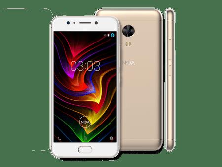 NOA GSM telefon Element N2, zlat + NOA Premium Care garancija