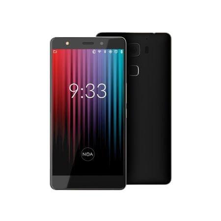 NOA GSM telefon Element H9, črn + NOA Premium Care garancija - odprta embalaža