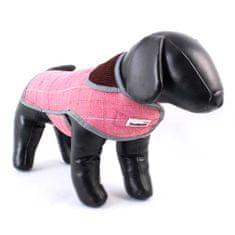 Doodlebone Kutyakabát, Tweedie Pink