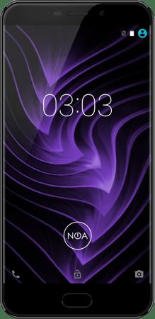 NOA GSM telefon Element H8se, crni + NOA Premium Care garancija