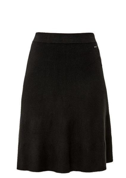 s.Oliver dámská sukně 40 černá