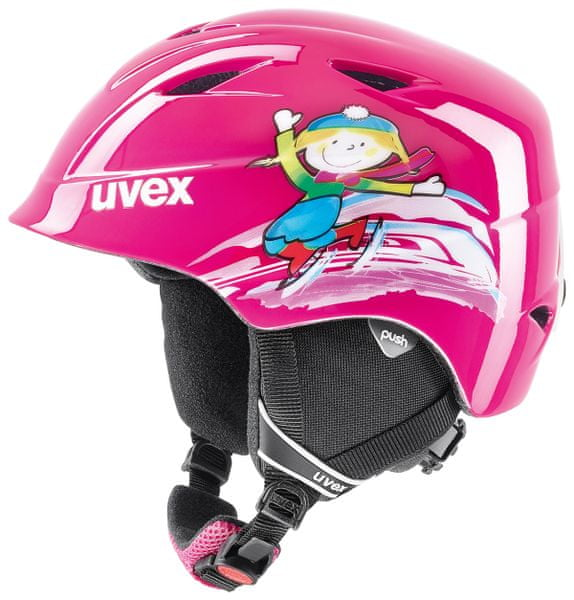 Uvex Airwing 2 Pink (48-52)