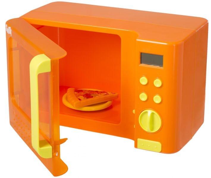 Alltoys Mikrovlnka Smart oranžová