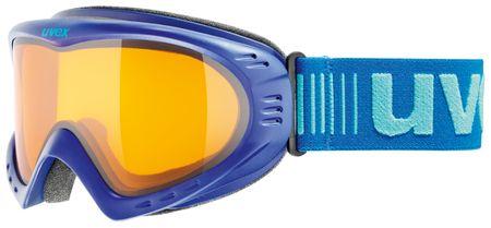 Uvex smučarska očala Cevron, modra