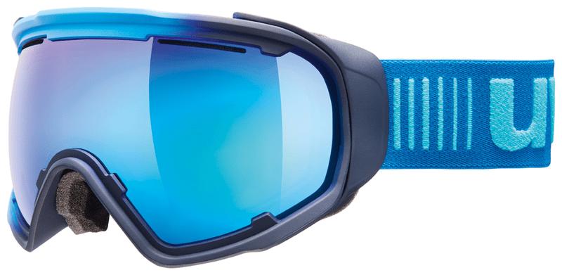 Uvex Jakk Sphere Ice/Navy Mat/Mirror Blue (4026)