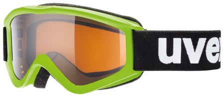 Uvex smučarska očala Speedy Pro, zelena