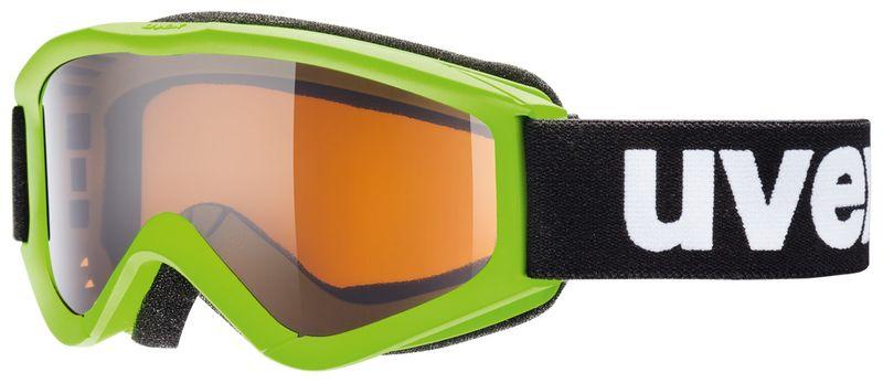 Uvex Speedy Pro Gyermek síszemüveg, Zöld (7212)