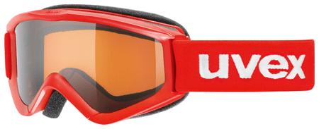 Uvex smučarska očala Speedy Pro, rdeča