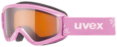 Uvex smučarska očala Speedy Pro, roza