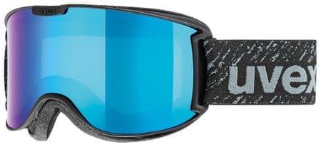 Uvex Skyper LTM Black Mat/Litemirror Blue (2426)