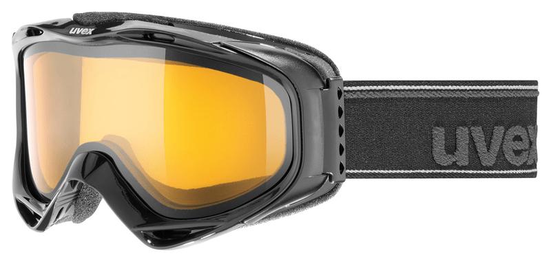 Uvex G.GL 300 Black Double Lens/Lasergold Lite (2029)