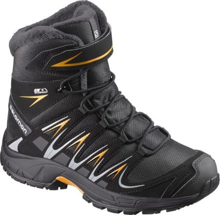 Salomon Xa Pro 3D Winter Ts Cswp J Black/India Ink 34