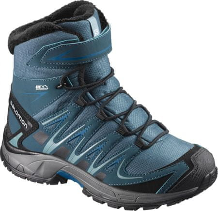 Salomon Xa Pro 3D Winter Ts Cswp J Mallard Blue/Reflecting Pond/Mykonos Blue 38