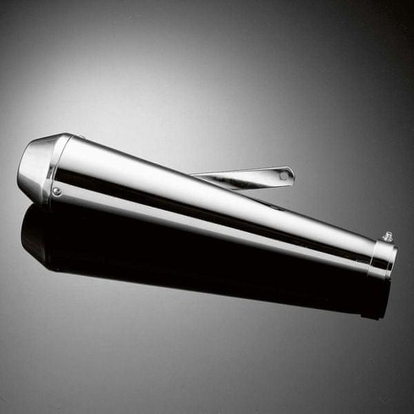 Highway-Hawk univerzální koncovka / tlumič výfuku MEGATON, průměr 38-45mm (1ks)
