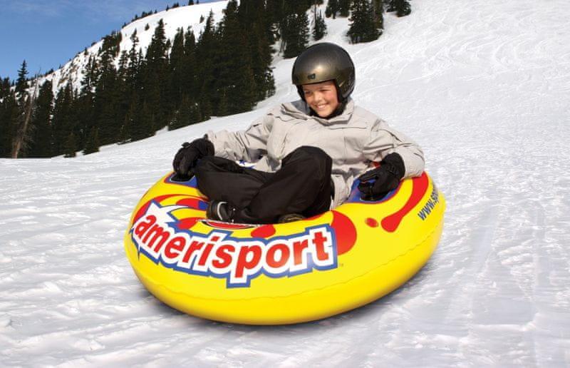 KWIKTEK Kluzák sněžný AMERISPORT SNOW TUBE