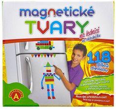 Alexander Magnetické tvary na chladničke