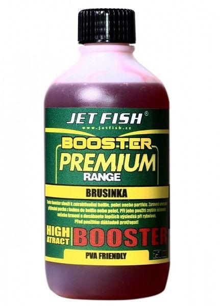 Jet Fish Booster Premium 250 ml vanilka