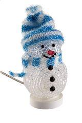 Goobay dekorativni USB snežak