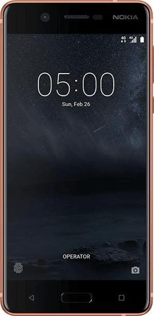 Nokia 5, Dual SIM, miedziany
