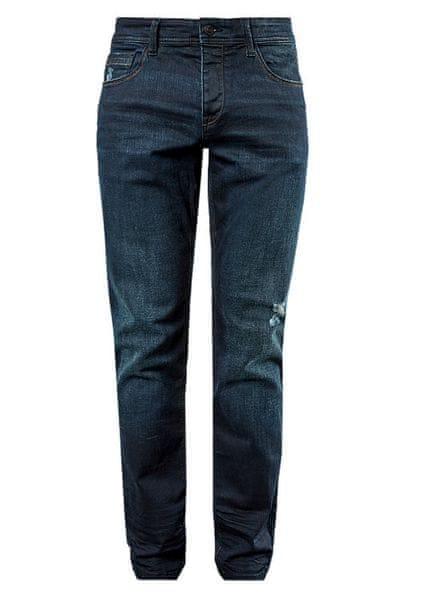 s.Oliver pánské jeansy 33/34 modrá