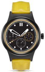 TCL MOVETIME Smartwatch, Special Edition, czarny/żółty