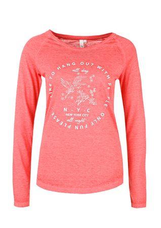 s.Oliver női póló S piros - Paraméterek  181bb92051
